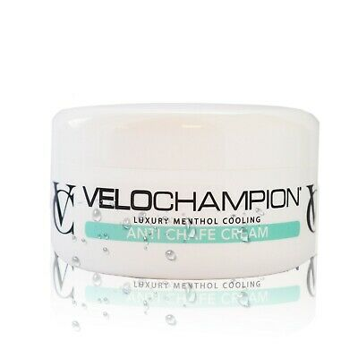 VeloChampion Cycling Anti Chafe Chamois Cream Protects Sports Skin - 150ml • 12.95£