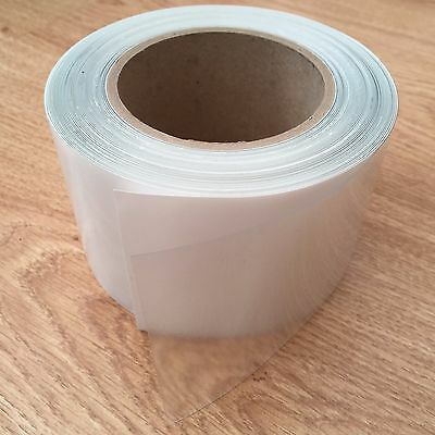 Helicopter Bike Frame Protection Tape Clear Gloss Finish  • 13.99£