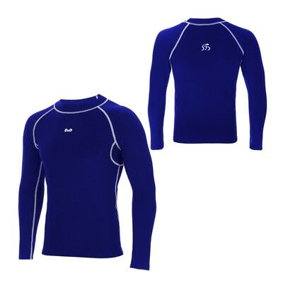 D2D Men's Thermo+ Cold Weather Plus Size Thermal Winter Base Layer • 24.99£