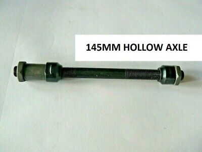 Oxford Hollow Quick Release Rear Axles The Popular Size 10mm X 145mm Long  • 6.99£