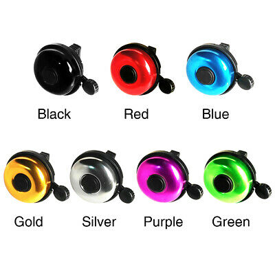 Kids Bike Bicycle Bell Ring Boys Girls Cycling Accessories For 20-25mm Universal • 2.50£