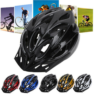 Outdoor Unisex Road Mountain Sports Bicycle Helmet Bike Cycling Safety Helmet • 8.79£