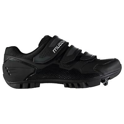 Muddyfox Kids MTB100 Cycling Shoes Cycle Bicycle Sports Hook And Loop Mesh • 39.99£