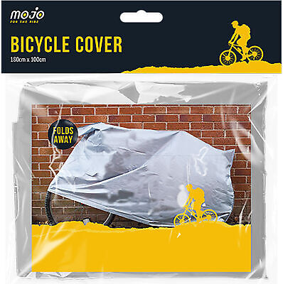 🔥 Universal Bicycle Bike Cycle Cover Waterproof UV Weather Dust Rust Resistant • 2.95£