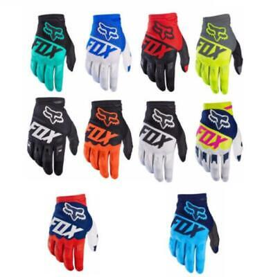 2020 FOX Glove Racing Motorcycle Gloves Cycling Bicycle MTB Bike Riding • 6.99£