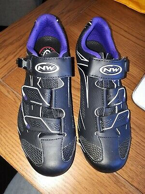 Northwave Starlight Womands Cycling Shoes Size  40 Uk 6.5 • 40£