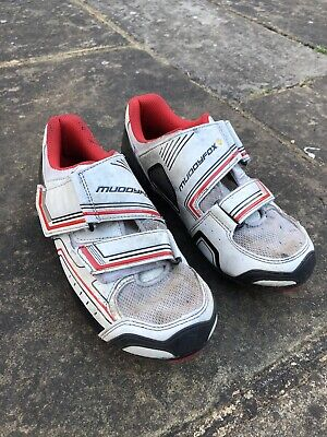 Muddy Fox Kids SPD Bike Shoes MTB 37 / UK 4 • 10£