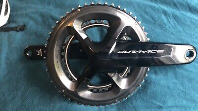 Shimano Dura Ace FC-R9100 Chainset 170 Semi Compact • 88£