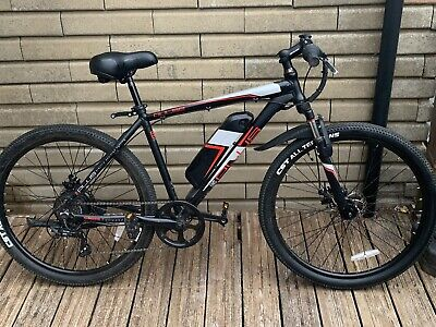 E + Plus Pulse Electro Assisted Cycling Mountain Electric Bike • 800£