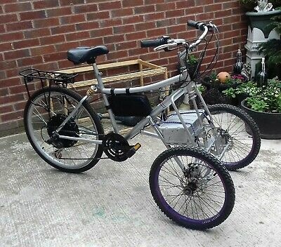 Prototype Electric Tricycle. • 485£