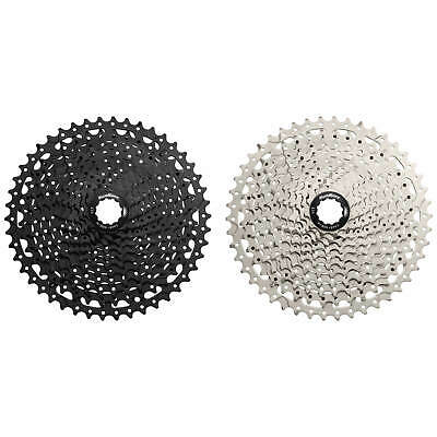 SunRace MS8 Wide Range Cassette 11 Speed - Black And Silver 11-36/40/42/46  • 54.99£