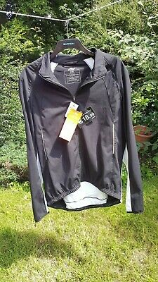Mens Softshell Cycling Jacket (converts To Gilet) Size XL (46-48 ) • 10£