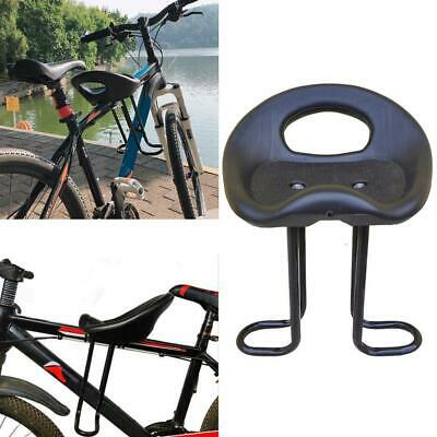 Child Seat For Bike Front Mount Quick Dismount Safety Carrier • 24.98£