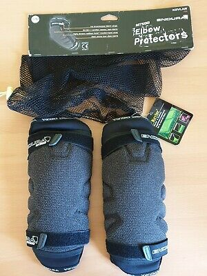 Endura MT500 Mountain Bike Elbow Protector Pads Size S/M, Never Used • 22£