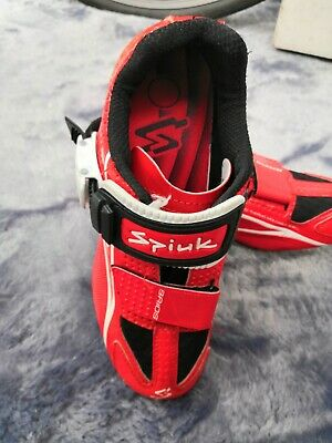 Road Shoe Cycling Sports Shoe Spiuk Brios Size 3 Childs • 7£