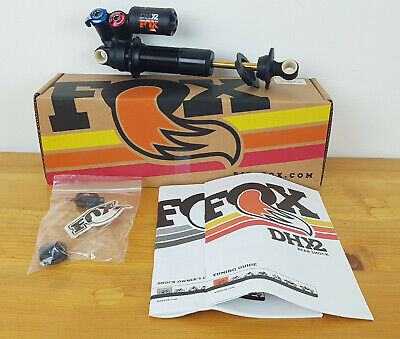 Fox DHX2 Coil, Factory 2 Position Adjust Enduro Bike Shock, 230 X 63mm Travel  • 549£