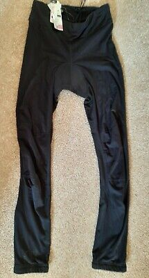 Ladies CRANE Coolmax Padded Cycling Tights Leggings Size S 8-10 NEW TAGS  • 5.99£