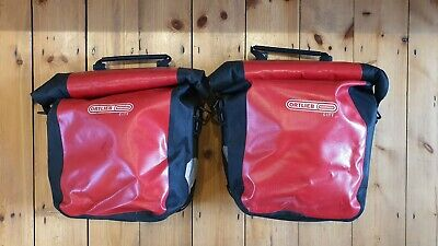 Ortlieb Front Panniers Roller City 2x20L. • 34£