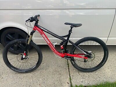 Specialized Pitch Mountain Bike, Hope Brakes , Full Suspension Enduro MTB Trail • 676£