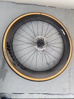 Prime 60mm Clincher/Tubeless Black Edition Wheelset + Tyres • 550£