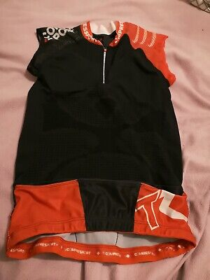 Compressport UltraLight Tank Top Jersey Sleeveless Medium  • 15£