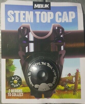 Mint Sauce Stem Top Cap (BNIB) • 40£