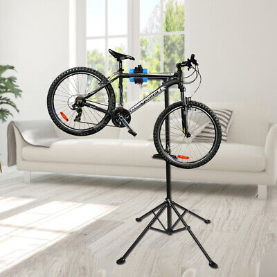 Mechanic Road Bike Bicycle Cycle Repair Stand Workstand Mount For Home Or Shop • 39.89£