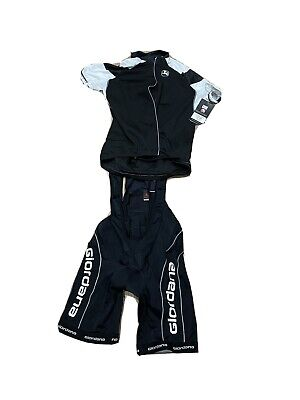 Cycling Giordana Bib Shorts And Jersey Xxl • 50£
