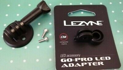 Garmin Gopro And Lezyne Adapters • 10£