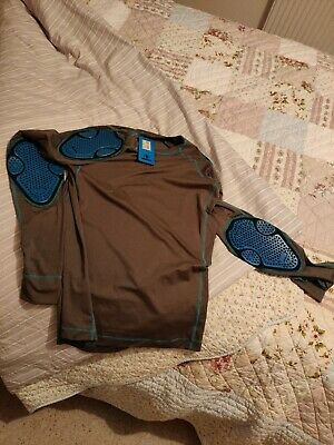 Bliss ARG 1.0 1st Layer Top - Cycling Enduro DH Protective Body Armour Size M • 65£