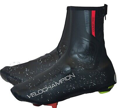 VC Comp Pro Waterproof Cycling Overshoes Neoprene Windproof Shoe Cover • 17.95£