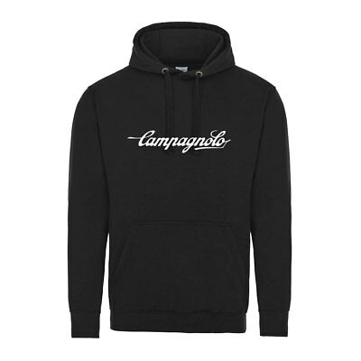 Campagnolo Hoody Cycling T Shirt Vintage Bike Retro Jersey NEW Printed Eroica • 22.99£