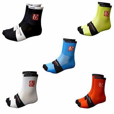 VC Comp Pro Cycling Bike Socks 3 Pack Running Breathable Ankle Cotton Socks • 7.95£