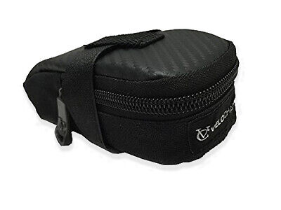 Bike Rear Seat Pack Bicycle Saddle Bag VeloChampion Sonic Wedge Cycle Pannier • 5.95£