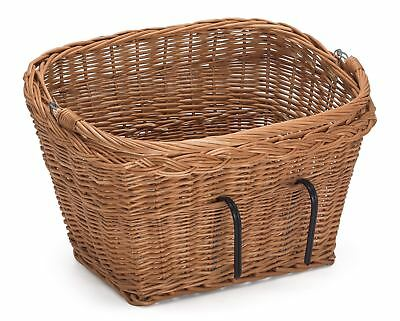 Bicycle Wicker Basket With Handle • 36£