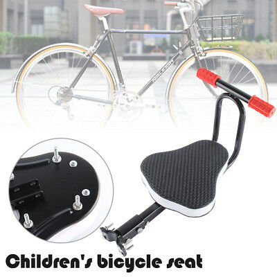 New Baby Child Seat Bike Bicycle Front Seat Safety Stable Kids Chair Carrier • 39.69£