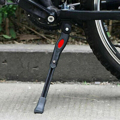 Heavy Duty Adjustable Mountain Bike Bicycle Cycle Prop Side Rear Kick Stand • 9.32£