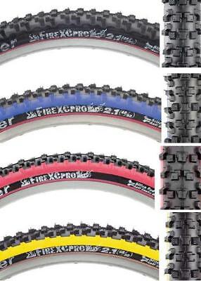 Panaracer Fire XC Folding Tyre All Colours And Sizes • 29.49£