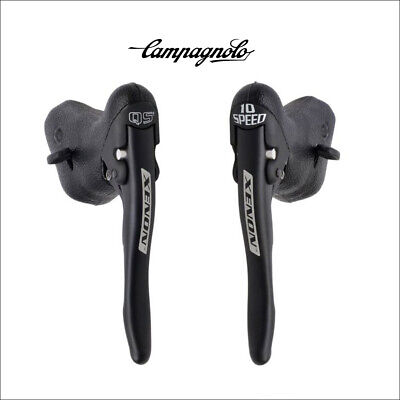 Campagnolo Xenon QS 10 Speed Ergopower Gear Brake Levers Shifters - RRP £79.99 • 59.99£