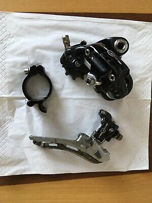 Campagnolo Veloce Derailleurs And 32mm Clamp • 3.20£
