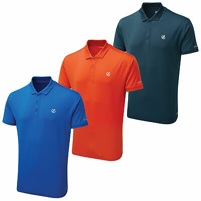 Dare2b Delineate Mens Cycle Polo Shirt • 15.15£