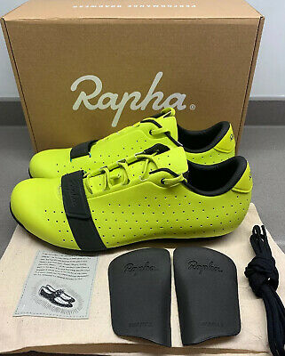 Rapha Classic Cycling Shoes Sulphur Spring Size 44 EU Brand New Boxed • 159£
