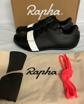 Rapha Classic Cycling Shoes Black Size 42 EU Brand New Boxed • 169£