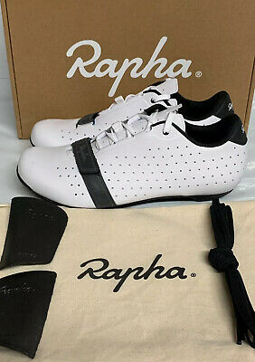 Rapha Classic Cycling Shoes White Size 5.5 UK 39 EU Brand New Boxed • 159£