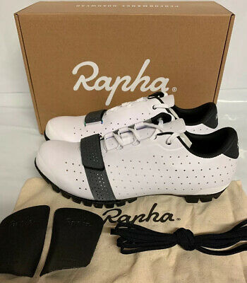 Rapha Explore Cycling Shoes White Size 4 UK 37 EU Brand New Boxed • 169£