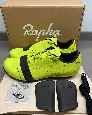 Rapha Classic Cycling Shoes Sulphur Spring Size 8 UK 42 EU Brand New Boxed • 159£
