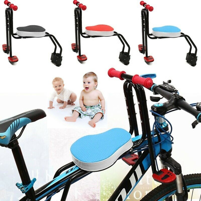 Safety Stable Baby Child Kids Bicycle Bike Front Seat Chair Carrier Sport Seats • 31.99£