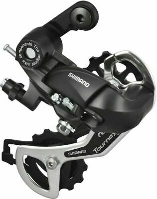 Shimano Tourney RD TX35 5/6 /7/8Speed Direct Mount MTB Rear Mech Derailleur 1Pcs • 8.99£