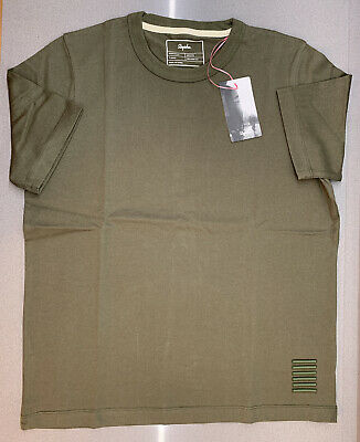 Rapha Mechanic T-Shirt Olive Size Medium 100% Heavy Cotton Brand New With Tag • 38.50£