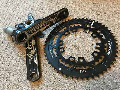 Rotor 3D+175 Compact Chainset 52x36  • 55.50£